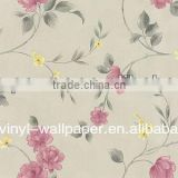 beautiful floral leaves natural wallpaper for household de schimbare a culorii hartie de perete