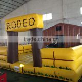 Factory price rides inflatable mechanical bull,inflatable mechanical bull price for sale,inflatable rodeo bull