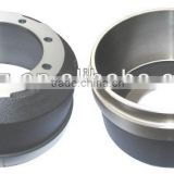 brake drum and wheel hub in stock