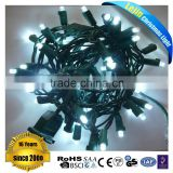 Brand new blue white wire string lights Ceremony events party decoration