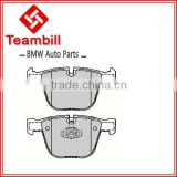 disc brake pad For BMW E65 spare parts 34216761286 rear                                                                         Quality Choice