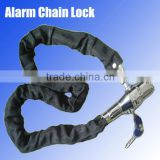 2013 Smart bike chain alarm locks