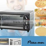 18L electric mini pizza oven with CE Rhos CB certificte