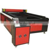 High quality portable laser cotton fabric cutting machine