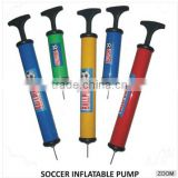 soccer inflatable pump/football/rugby training accessories