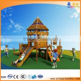 2016 most popular outdoor playground in China best price outdoor play equipment