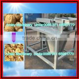 2014 full automatic walnut cracker/walnut sheller/walnut cracking machine 86-15838349193
