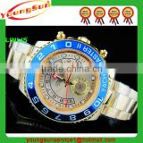 2015 newest fashion water resist quartz g s s man watch with Stainless Steel strap