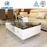 INquiry about Marble Top MDF Furniture Rectangular Coffee Table