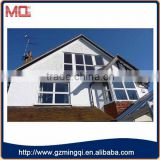 plastic safety low-e glass window pvc window                                                                                                         Supplier's Choice