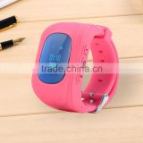 Most popular fashion and lovely wrist watch gps tracking device for kids hot china products wholesale