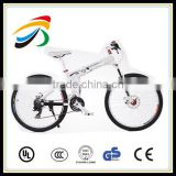 26 inch steel mountain bike with full suspension 21speed disc brake made in china