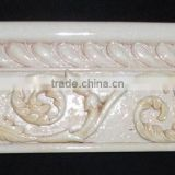 foshan factory of B584 SIZE300*80MM RESIN BORDER tile for living room