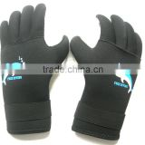 Professional 3mm thick diving gloves dive equipment snorkeling gear