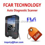 Fcar car engine testing equipment F3 G SCAN TOOL FOR Auto Diagnostic Scanner tool for both World Gasoline And Diesel