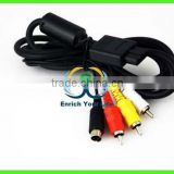 New for GameCube S-Video AV Cable for Nintendo Game Cube, N64
