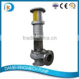 High quality competitive price API 610 vertical chemical processing pump apply to sea water and petrochemical industry