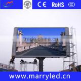 2016 new arrival Outdoor led display-- mesh series flexible led display screen p10