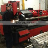 Mild steel stainless steel pipe cutting engraving and beveling machine TQL-MFC500-GC