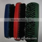 Good Quality wooden suede shoe cleaning brush (SG-038C)