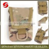 Military molle attached phone pouch, military utility molle pouch bag military outdoor gadget