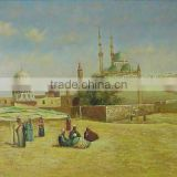 High Quality Handpainted Modern Art Landscape Painting