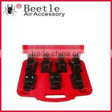 wheel bearing locknut socket set,car repair tool