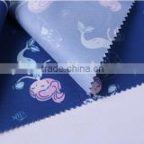 the new printed polyester pattern design fabric of tent and bag fabric