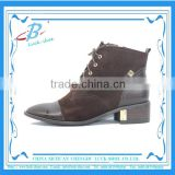Best cheap price black cowboy boots shoes for women