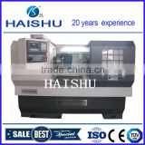 Medium Size cnc wheel repair Lathe Machine Brand Manufacturer CK6166A