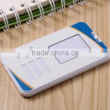 Student/staff ID card personal GPS tracker with RFID Reader with app for cellphone