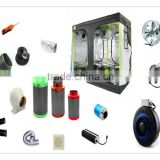 High performance outdoor grow tent fan greenhouse cooling systems