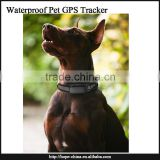 Waterproof gps tracker dog collar for dogs and cats sheep animal tracking                                                                         Quality Choice