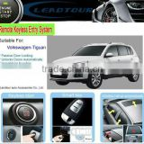 OEM&ODM Auto Manufacturer RFID Keyless Entry Push Button Start and Car Alarm for Volkswagen Tiguan