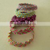 Colored Elastic Hairbands
