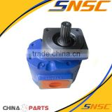 Wholesale PERMCO Gear pump ultra high pressure hydraulic pump or LiuGong ZL50C loader 11C0007 single gear pum