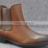 CXM259 Men Genuine Leather Shoe chelsea boots