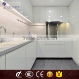 2015 white high gloss Good quality equipment small kitchen design                                                                         Quality Choice