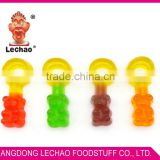 Ring Bear shape Fruit Flavoured Candy And Sweets Gummy
