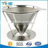 Coffee Filter Baskets Coffee & Tea Tools Type and Eco-Friendly Feature Coffee Dripper