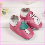 2014 beautiful design china supplier cheap newborn baby doll shoes for girls