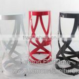 Designer useful backless bar stool high chair