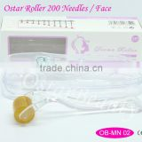 1.0mm Professional Needle Roller 200 Acupuncture Needle 0.3mm Derma Rolling System Stretch Mark Removal0.2mm