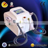 Wrinkle Removal E-light Medical Beauty Equipment Bikini Hair Removal IPL/RF For Permanent Hair Removal 590nm
