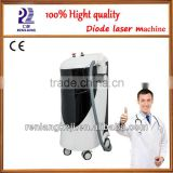 Skin Rejuvenation Laser 808 Diode Hair Removal Machine Fast Hair Removal And Painless Leg Hair Removal