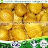 Roated peeled chestnut with full Vitamins and protein on sale