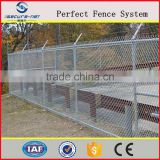 Diamond Metal Fence/ Used Chain Link Fence in Roll from Factory
