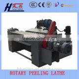 4 feet veneer rotary cutting lathe/CNC no chuck wood peeling machine in plywood factory