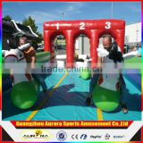 inflatable giant horse racing Pony horse factory price