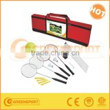 badminton racket & volleyball training equipment